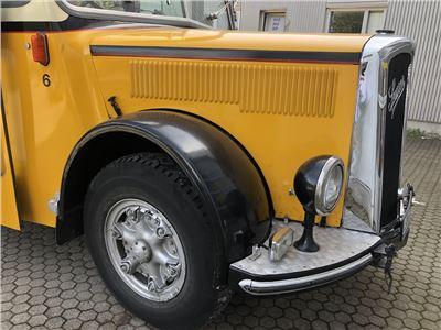 BusGenuss im Oldtimerbus in OberFranken