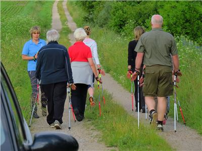Nordic Walking ALFA Technik Kompaktkurs