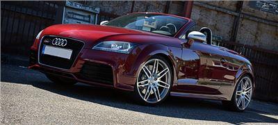 Audi TT RS - Wochentarif (Mo.-So.) inkl. 1000km