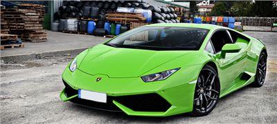 Lamborghini Huracan 3 Tage inkl. 300km