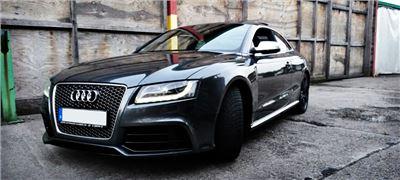 Audi RS 5 - 4 Tage (Mo.-Do.) inkl. 500km