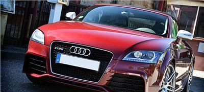 Audi TT RS - Wochentarif (Mo.-So.) inkl. 650km