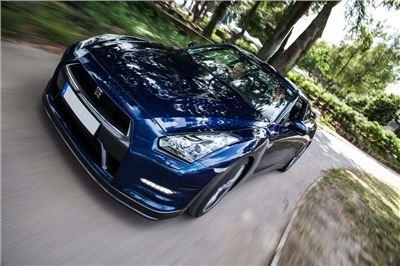 GT-R Blue 625PS - Wochentarif (Mo.-So.)