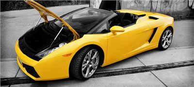 Lamborghini Gallardo-Spyder - 4 Tage (Mo.-Do.) inkl. 300km