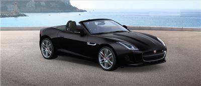 Jaguar F-Type V8 S Cabrio - selbst fahren - 60min.