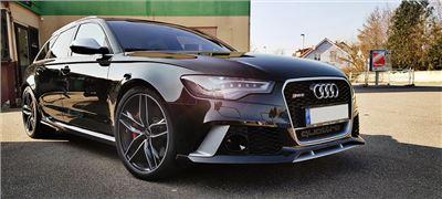 Audi RS6 Avant Sport  selbst fahren - 60 min.