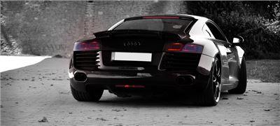 Audi R8 V8 Coupe selbst fahren - 45min.