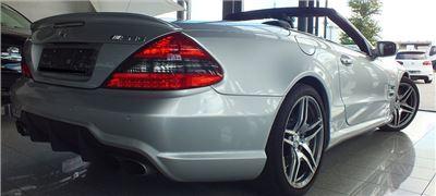 Mercedes Benz SL 65 AMG - 7 Tage inkl. 750 km