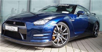 GT-R Blue 625PS selbst fahren - 30min.