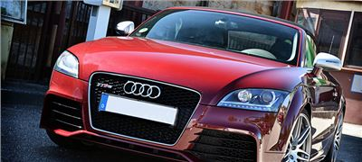 Audi TT RS - 3 Tage (Fr.-So.) inkl. 250km
