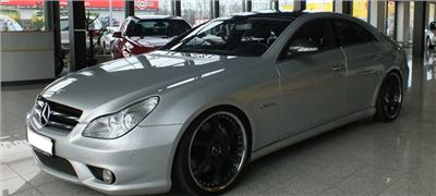 Mercedes Benz CLS 63 AMG - 7 Tage inkl. 750 km