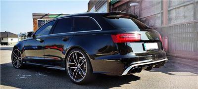 Audi RS6 Avant Sport - 7 Tage inkl. 800km