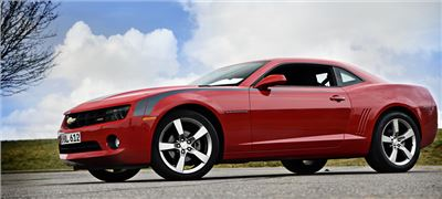 Chevrolet Camaro RS 1 Monat inkl. 3000km