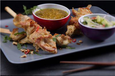 AUSGEBUCHT  Köstlich - herzhaft - Asiatisch