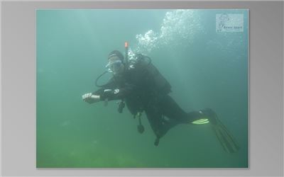 PADI (Junior)  Open Water Diver Kurs mit E@Learning