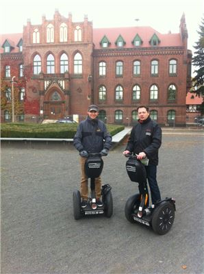 Segwaytouren Fun Innenstadt Rathenow 2h