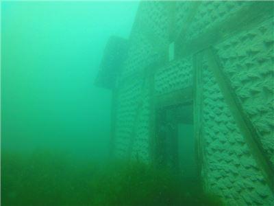 """Schnuppertauchen im Sundhäuser See mit Besuch der Unterwasserstadt """"Nordhusia"""""""