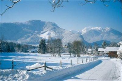 Winterurlaub in Unterwössen