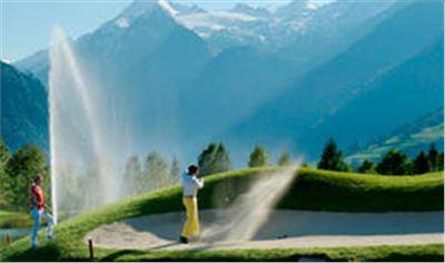 Golfurlaub in Kaprun