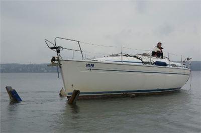 Hochseesegeln mit Bavaria 34 - 1 Tag mit oder ohne Skipper