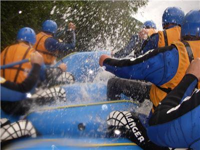 Rafting Inn Tösener Schlucht