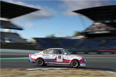 Von Mythen und Motoren - AvD-Oldtimer-Grand-Prix: drei Tage historischer Motorsport total