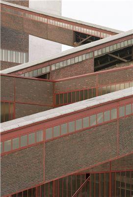 Architekturfotografie auf Zeche Zollverein