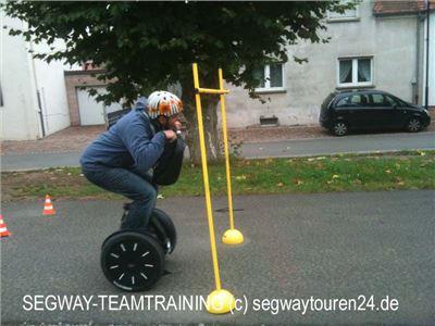 Tages Segway Parcour - Premium Paket