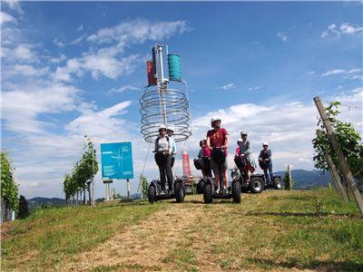 2h-Segway Tour Südsteiermark