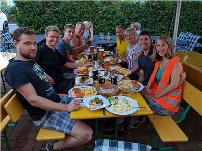 Quad Tour Eat & Fun 60 km Fahrspaß mit Schnitzelessen